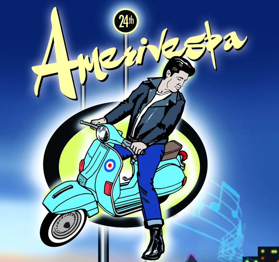 Amerivespa 2016 memphis tennessee ivespa for National general motor club