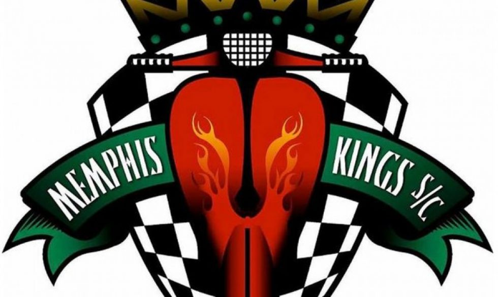 Memphis Kings Scooter Club Founded in 2003 badge