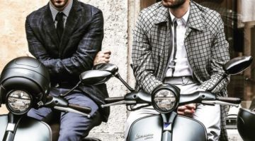 The Boys of Vespa™
