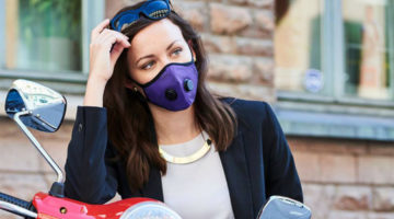 Guide to Scooter Air Pollution Masks